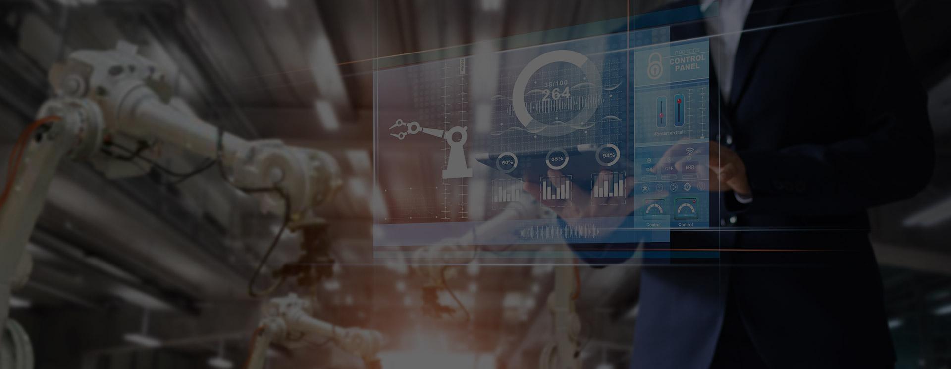 Revamping macchinari industriali