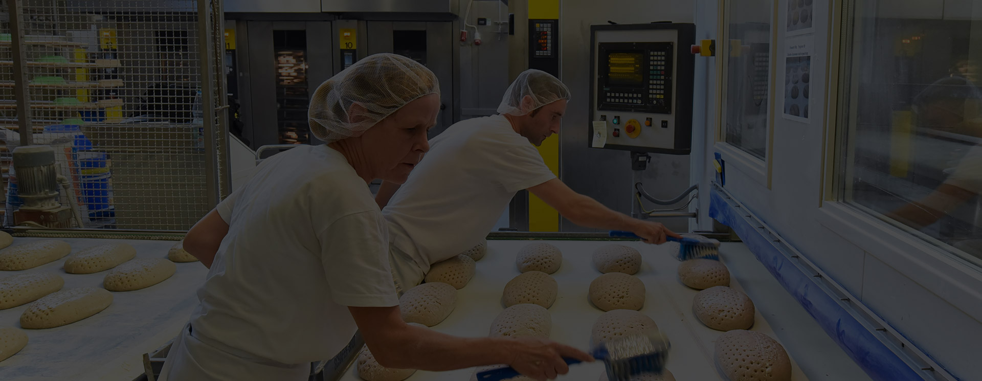 Automazione settore alimentare
